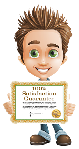 Plumbing Marketing Guy Satisfaction Guarantee