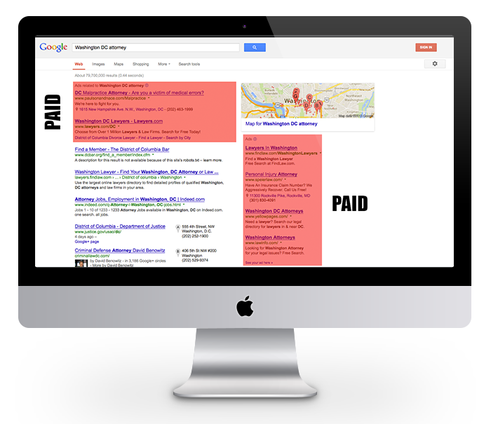 Plumbing Paid-Search-Results (Plumbing PPC)