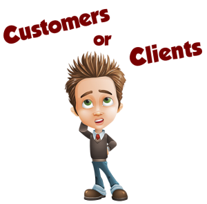 Plumbing Customers or CLients
